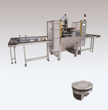 Automatic Graphite Screen Printing Machine