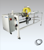 Piston Ring Demagnetization Machine
